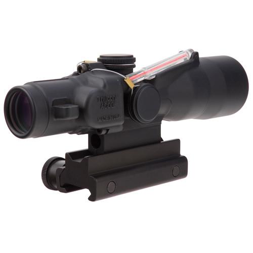 Trijicon 3x30 TA33 ACOG Riflescope (Red Chevron .308 Ballistic Reticle)