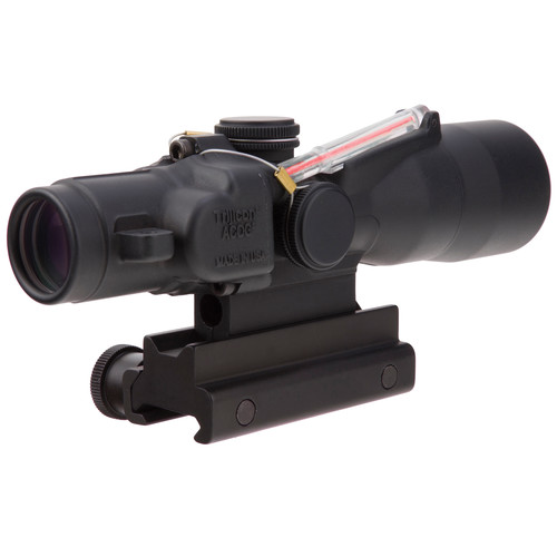 Trijicon 3x30 TA33 ACOG Riflescope (Red Horseshoe/Dot .223 Ballistic Reticle)