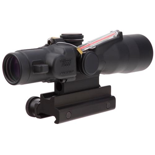 Trijicon 3x30 TA33 ACOG Riflescope (Red Crosshair 300BLK Ballistic Reticle)
