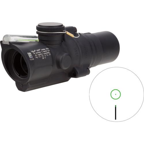 Trijicon 1.5x16S TA44-C ACOG Riflescope (2 MOA Green Ring-Dot Reticle)