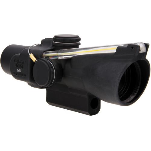 Trijicon 2x20 TA47 ACOG Riflescope (9.2 MOA Amber Triangle Reticle)