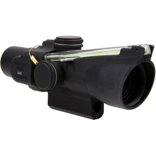 Trijicon 2x20 TA47 ACOG Riflescope (Green Duplex Crosshair Reticle)