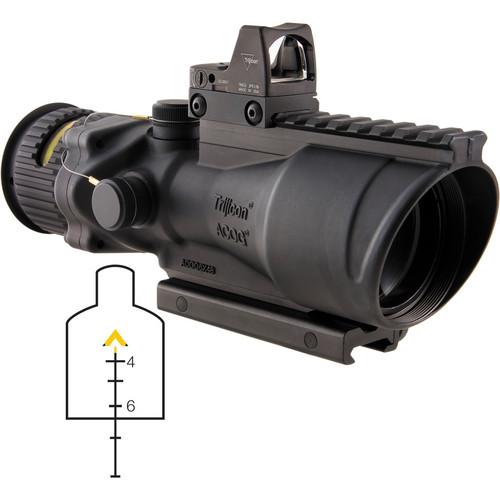 Trijicon TA648RMR-A ACOG 6x48 Scope