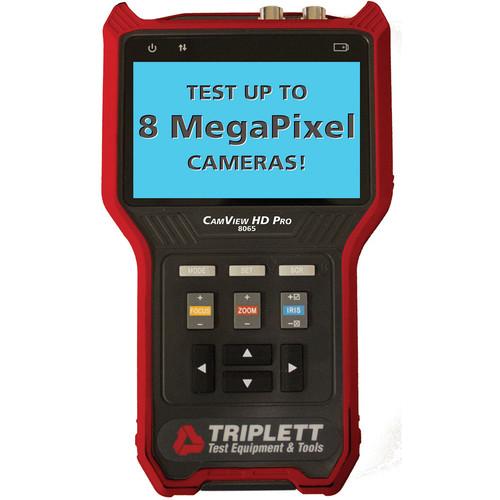Triplett CamView HD Pro Ruggedized HD Camera Tester