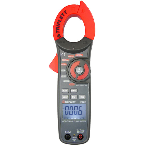 Triplett True RMS Clamp-On Meter