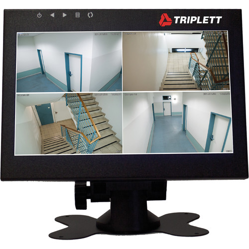 "Triplett HDCM2 7"" HD LED Monitor for Security Cameras"