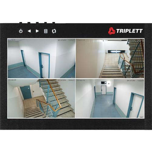 """Triplett HDCM 7"""" 1080p LED Test Monitor"""