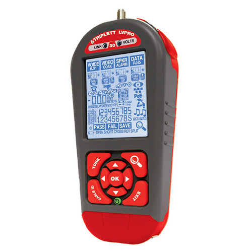 Triplett Low Voltage Pro 30 Cable Tester (13 Applications)