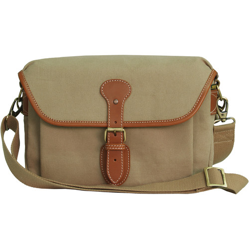 Tritek Seyhun Camera & Travel Shoulder Bag (Medium, Beige)