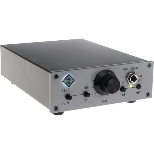 TRITON AUDIO D20 Mono Microphone Preamp