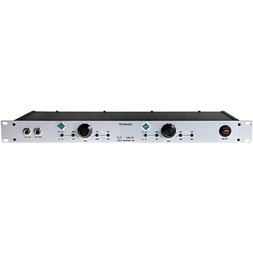 TRITON AUDIO D20 Stereo Rackmountable Microphone Preamp
