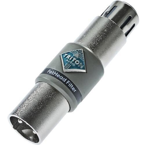 TRITON AUDIO FetHead Filter In-Line Microphone Preamp
