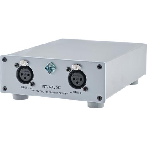 TRITON AUDIO Low THD True Phantom Power Supply