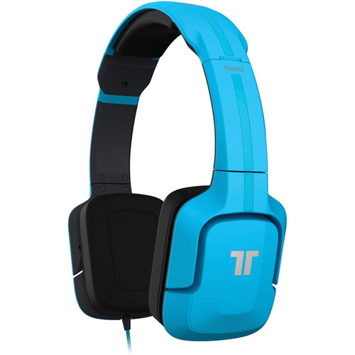 Tritton Kunai Stereo Headset for Apple Products (Blue)