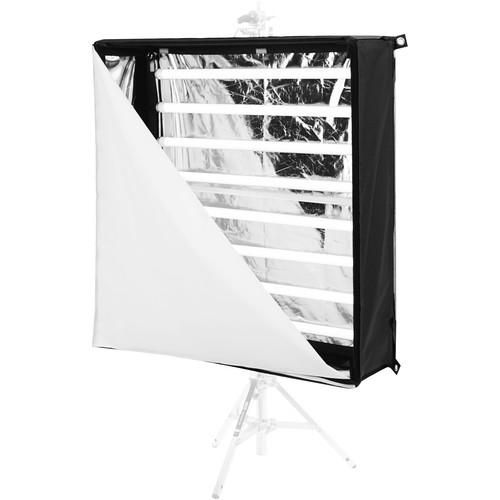 TRP WORLDWIDE Universal Snapbox for 4' LED Tubes (4x4')