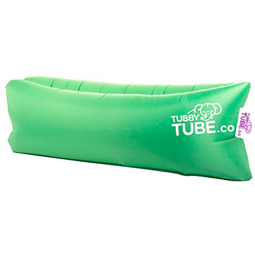 Tubby Tube Tubby Tube Inflatable Air Lounger (Green)