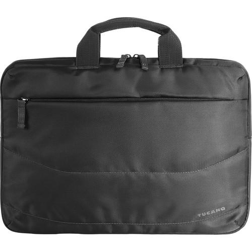 "Tucano Idea Slim Bag for 15"" Ultrabook and 15.6"" Notebook (Black)"