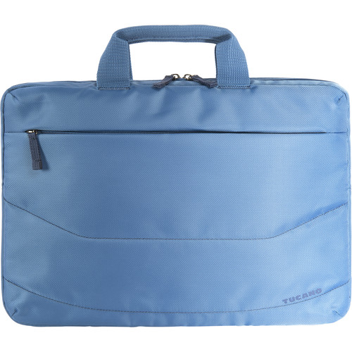 "Tucano Idea Slim Bag for 15"" Ultrabook and 15.6"" Notebook (Sky Blue)"