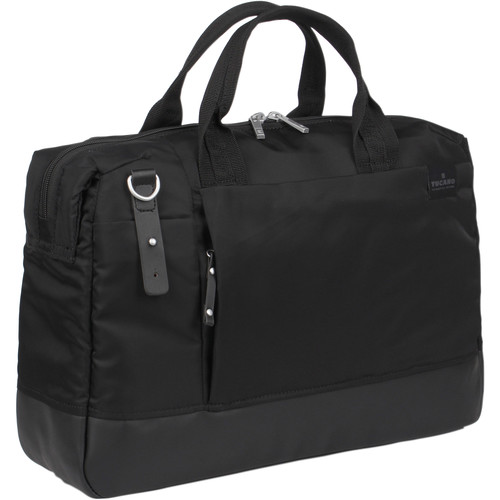 "Tucano Agio 15 Business Bag for 15.6"" Notebook / Ultrabook (Black)"