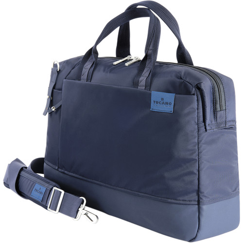"Tucano Agio 15 Business Bag for 15.6"" Notebook / Ultrabook (Blue)"