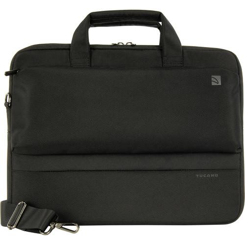 "Tucano Dritta 14"" Bag for MacBook Pro 15"" Retina & 13""/14"" Notebooks (Black)"