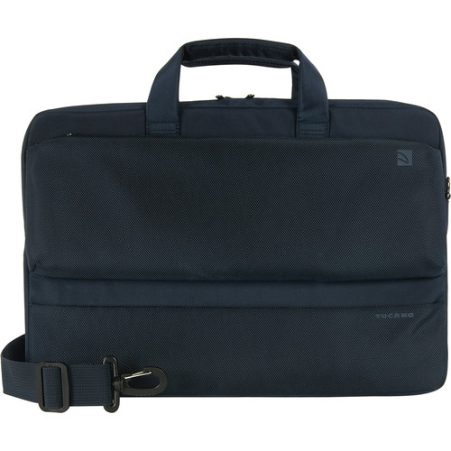 "Tucano Dritta Slim 15 Bag for 17"" MacBook Pro / 15.6"" Notebook (Blue)"