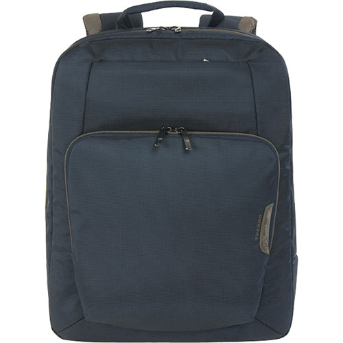 "Tucano Expanded Work_Out Backpack for MacBook Air/Pro 13"" & Notebook 13""/14"" (Dark Blue)"