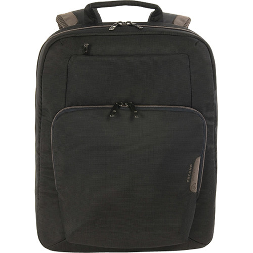 "Tucano Expanded Work_Out Backpack for MacBook Air/Pro 13"" & Notebook 13""/14"" (Black)"