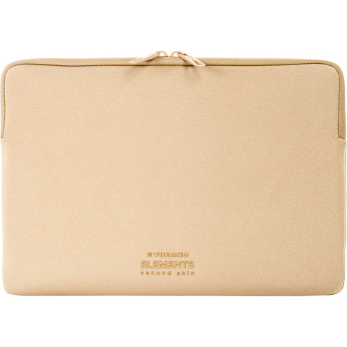 "Tucano Elements Case in Neoprene & Nylon for 12"" MacBook (Gold)"