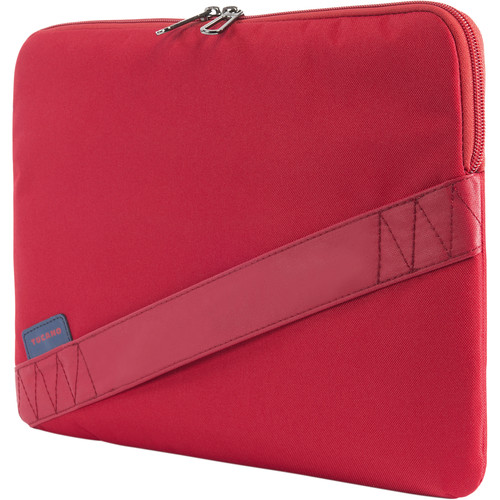 "Tucano Bisi 13 Sleeve for 13"" Notebook / MacBook Pro with Retina Display (Red)"