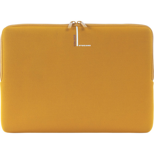 "Tucano Colore Second Skin Sleeve for 13"" & 14"" Notebooks (Orange)"