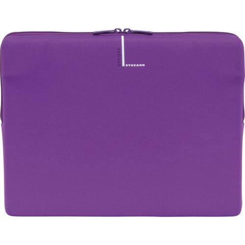 "Tucano Colore Sleeve for 13"" & 14"" Notebooks (Purple)"