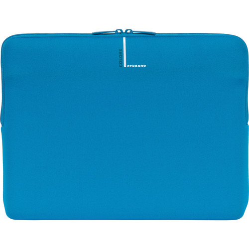 """Tucano Colore Sleeve for 15"""" & 16"""" Notebooks (Blue)"""