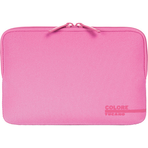 "Tucano Colore Second Skin Sleeve for 7"" Tablet (Fuchsia)"