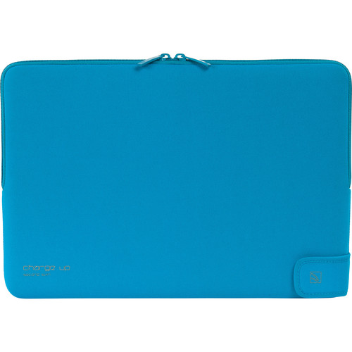 "Tucano Charge_Up Second Skin Neoprene Sleeve for 15"" MacBook Pro & MacBook Pro with Retina Display (Blue)"
