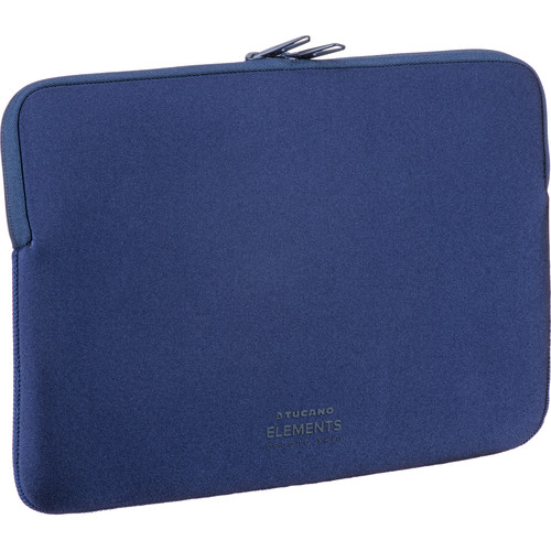 """Tucano Element Second Skin Sleeve for 13"""" MacBook Pro & MacBook Pro with Retina Display (Blue)"""