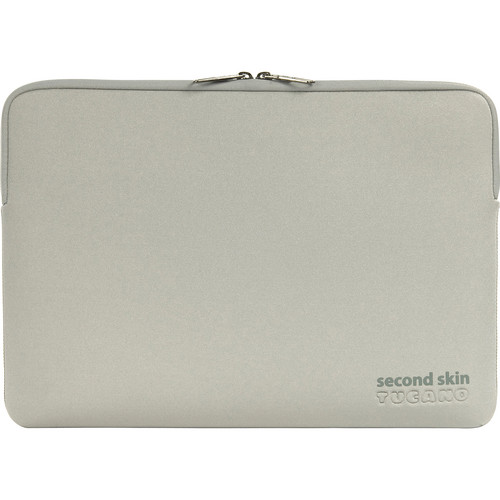 "Tucano Elements Second Skin for MacBook Pro 15"" (Silver)"