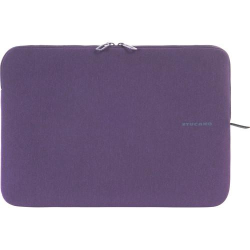 """Tucano Melange Neoprene Sleeve for 15.6"""" Notebook (Purple)"""