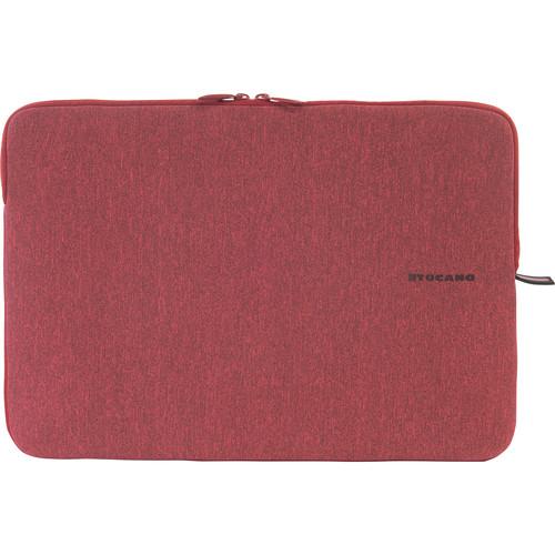 "Tucano Melange Second Skin Neoprene Sleeve for 15.6"" Notebook (Pink/Red)"