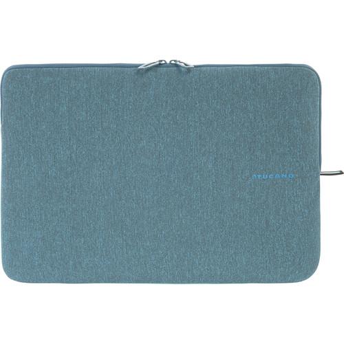 """Tucano Melange Second Skin Neoprene Sleeve for 15.6"""" Notebook (Sky Blue)"""