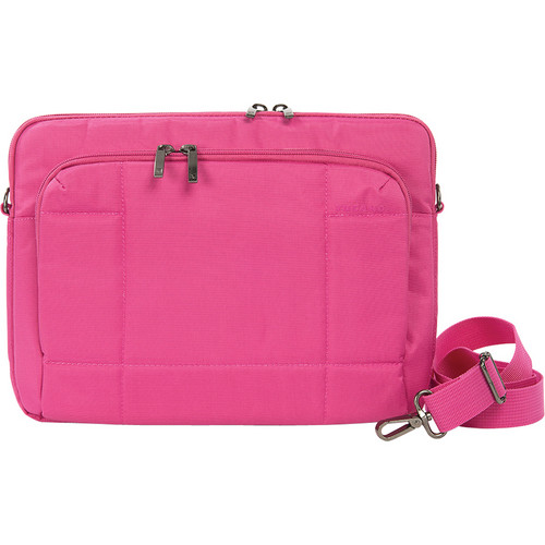 "Tucano One Slim Bag for 13"" Ultrabook, 13"" MacBook Pro & Air (Fuchsia)"