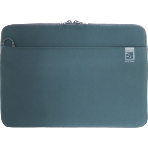 """Tucano Top Neoprene Sleeve for MacBook Pro 13"""" with Touch Bar (Blue)"""