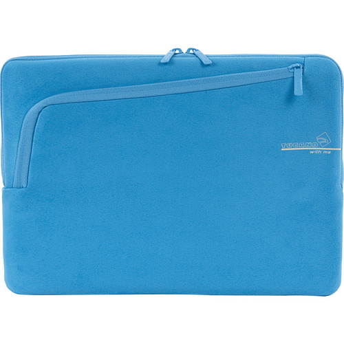 """Tucano Second Skin With Me Microfiber Sleeve For 13"""" MacBook Pro (Blue)"""