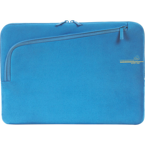 "Tucano Second Skin With Me Microfiber Sleeve For 15"" MacBook Pro (Blue)"