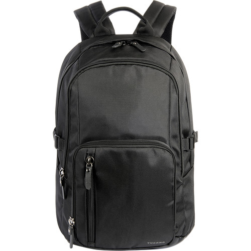 "Tucano Centro Pack Business Backpack for 15.6"" Notebooks and Ultrabooks (Black)"