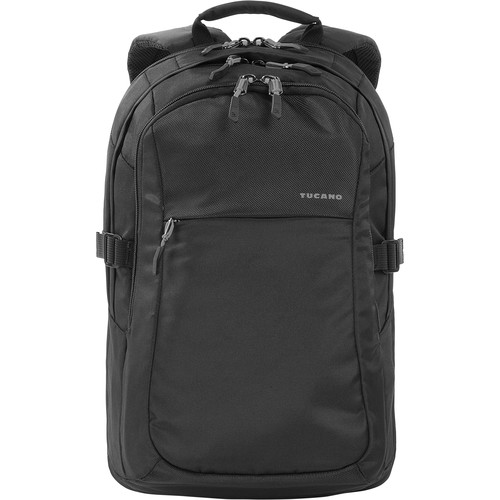 "Tucano Livello Backpack for 15"" MacBook Pro or 15"" Ultrabook (Black)"