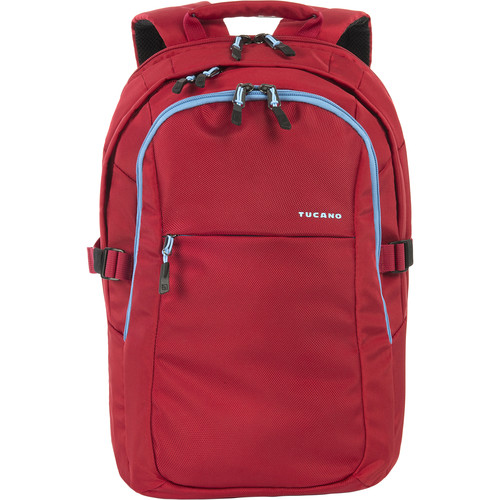 "Tucano Livello Backpack for 15"" MacBook Pro or 15"" Ultrabook (Red)"