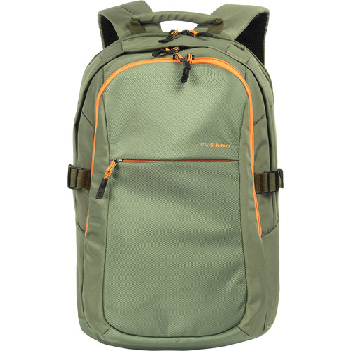 "Tucano Livello Backpack for 15"" MacBook Pro or 15"" Ultrabook (Green)"