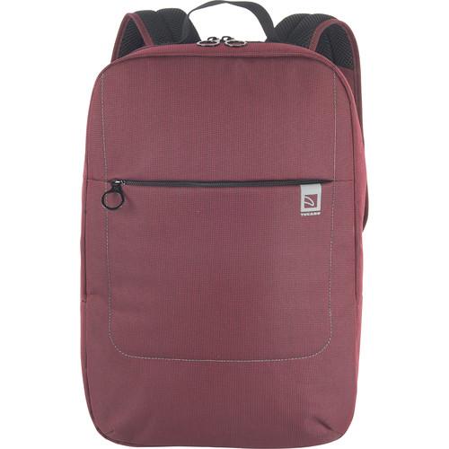 """Tucano Loop Backpack for 15.6"""" Laptop (Burgundy)"""