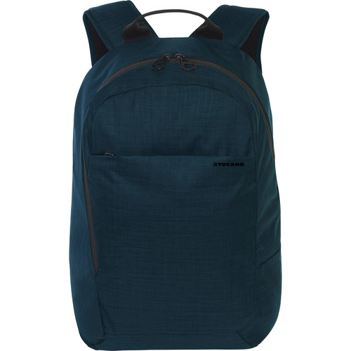 """Tucano Rapido Backpack for 15"""" MacBook Pro and 15.6"""" Notebook (Blue)"""